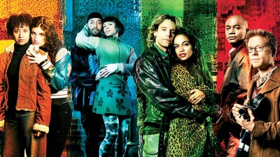 RENT - love for musicals