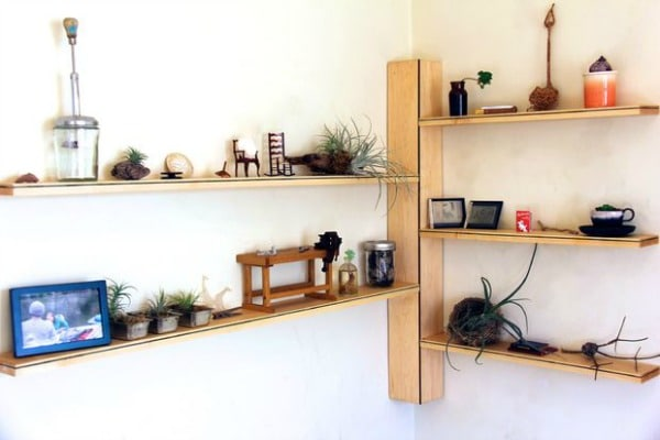 30 Corner Shelf Ideas Love Ambie