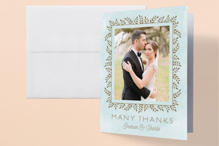 Wedding Thank You Card Etiquette Everything You Need to Know