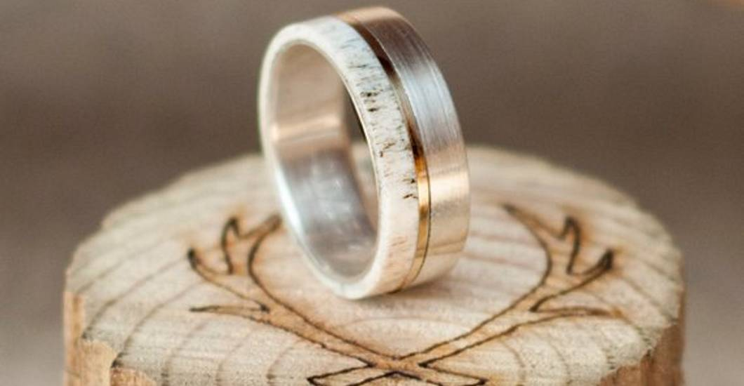 Huge Guide To Unique Mens Wedding Bands 35 Styles