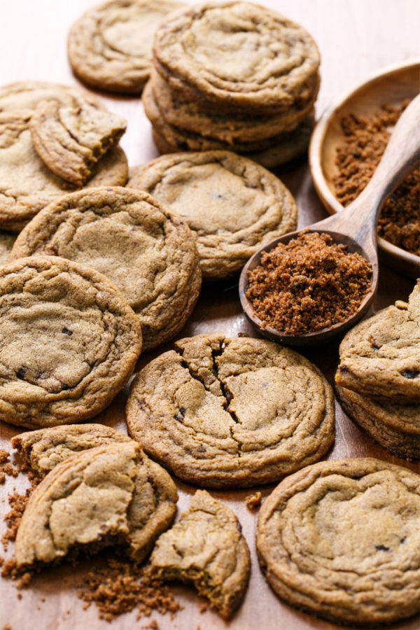 Chewy Muscovado Sugar Cookies Love and Olive Oil