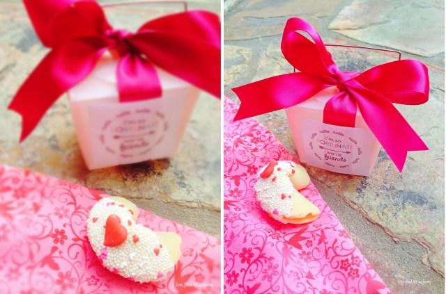 fortune cookie valentine gifts