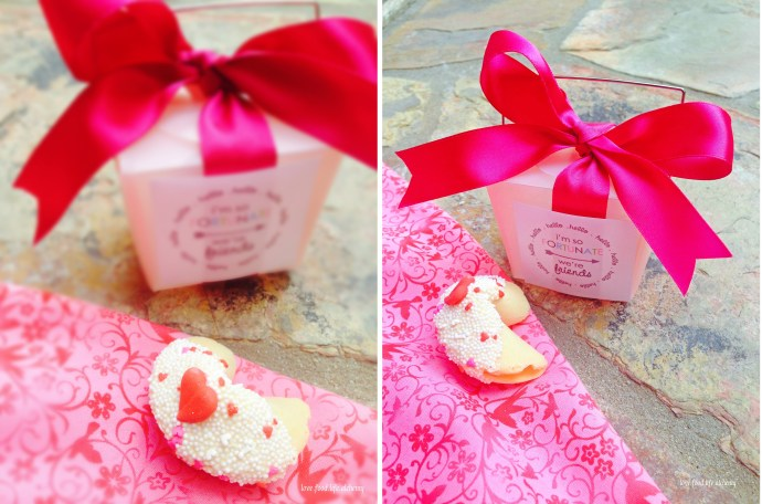 fortune cookie valentine gifts