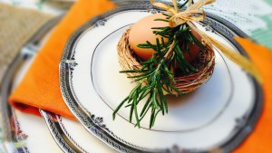 country chic easter 2