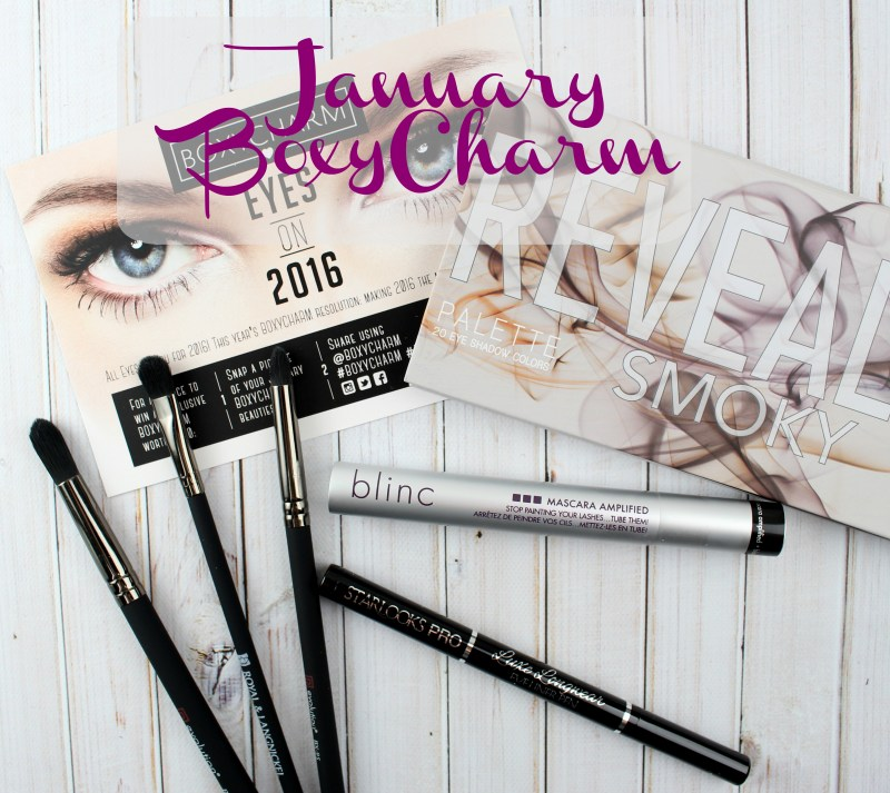 January 2016 BoxyCharm! + Coupon Code