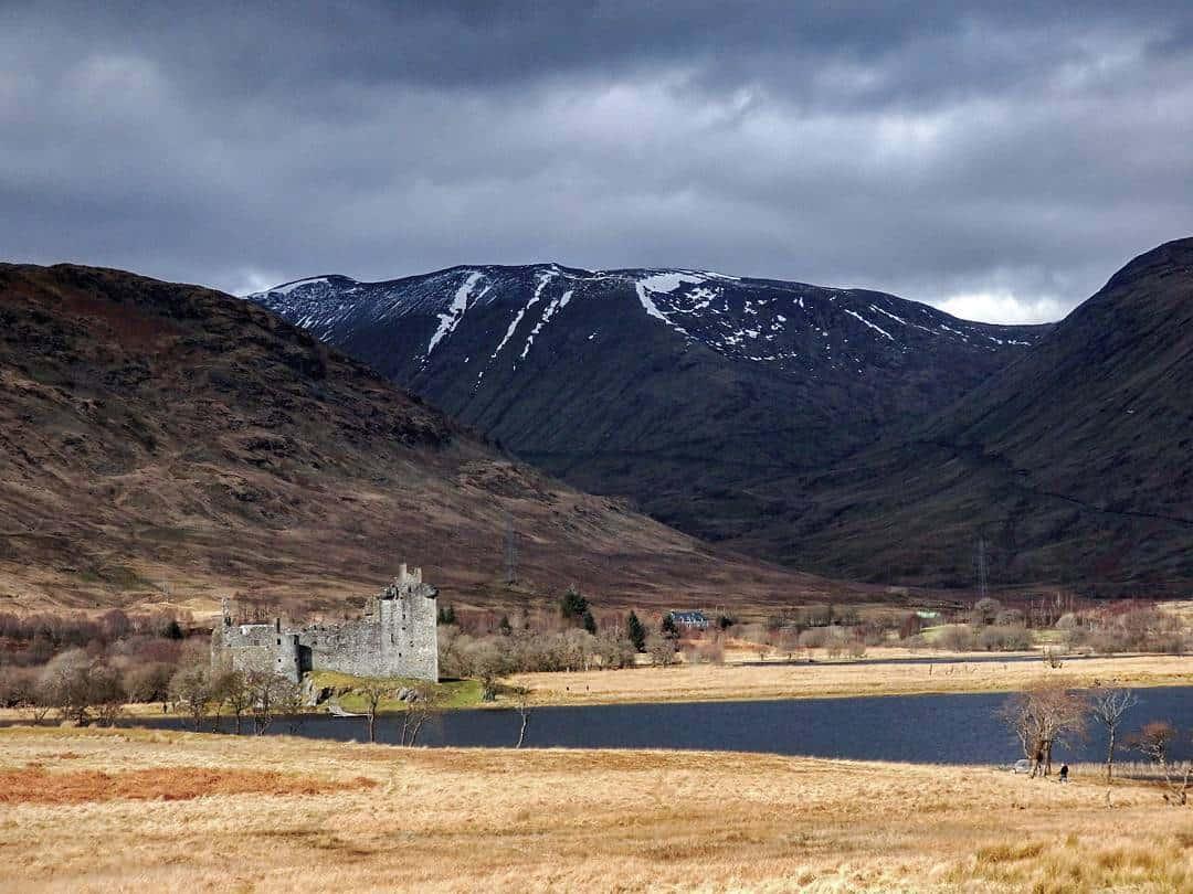 lochs in Scotland