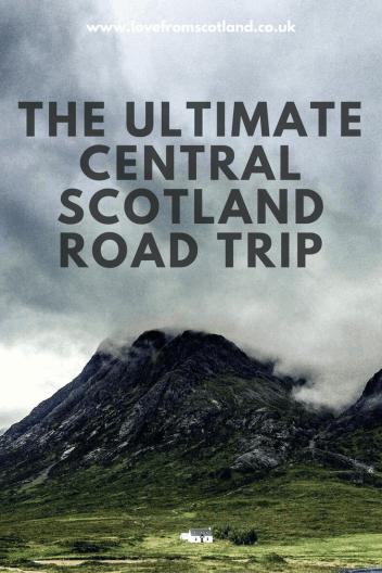 Central Scotland Road Trip