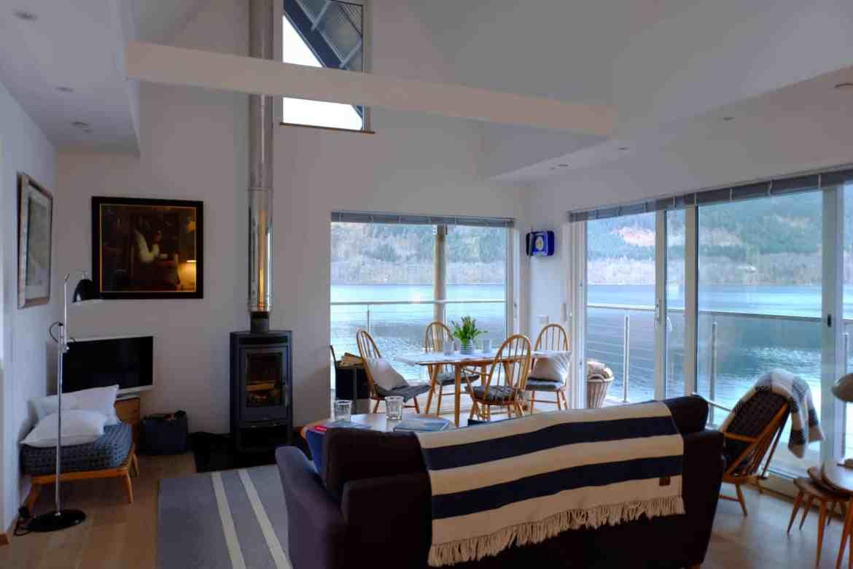 Loch Tay Boathouse