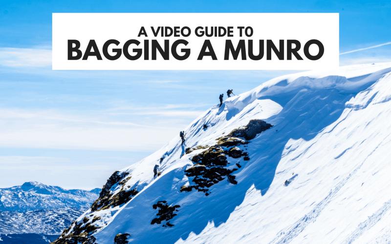 Bagging a Munro video guide (1)