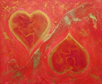 LoveHug™ Heart Art