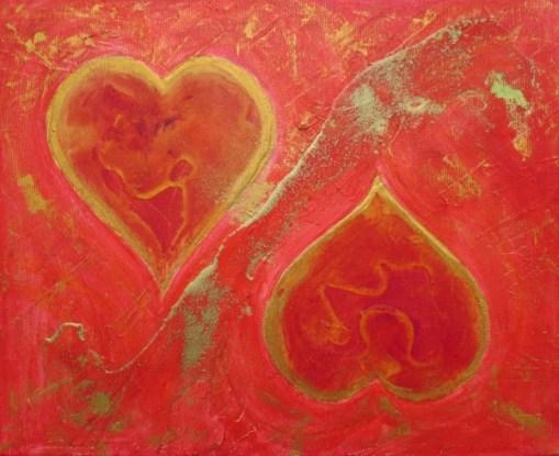 LoveHug Heart Art