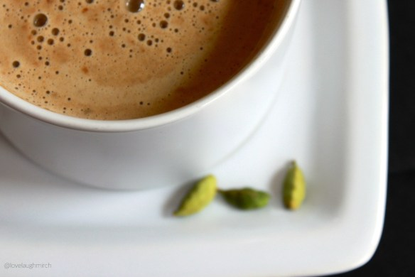 How to make Cardamom Milk Coffee