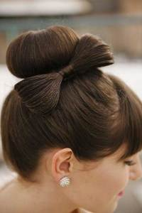 25 Good Bun Wedding Hairstyles   Hairstyles & Haircuts ...