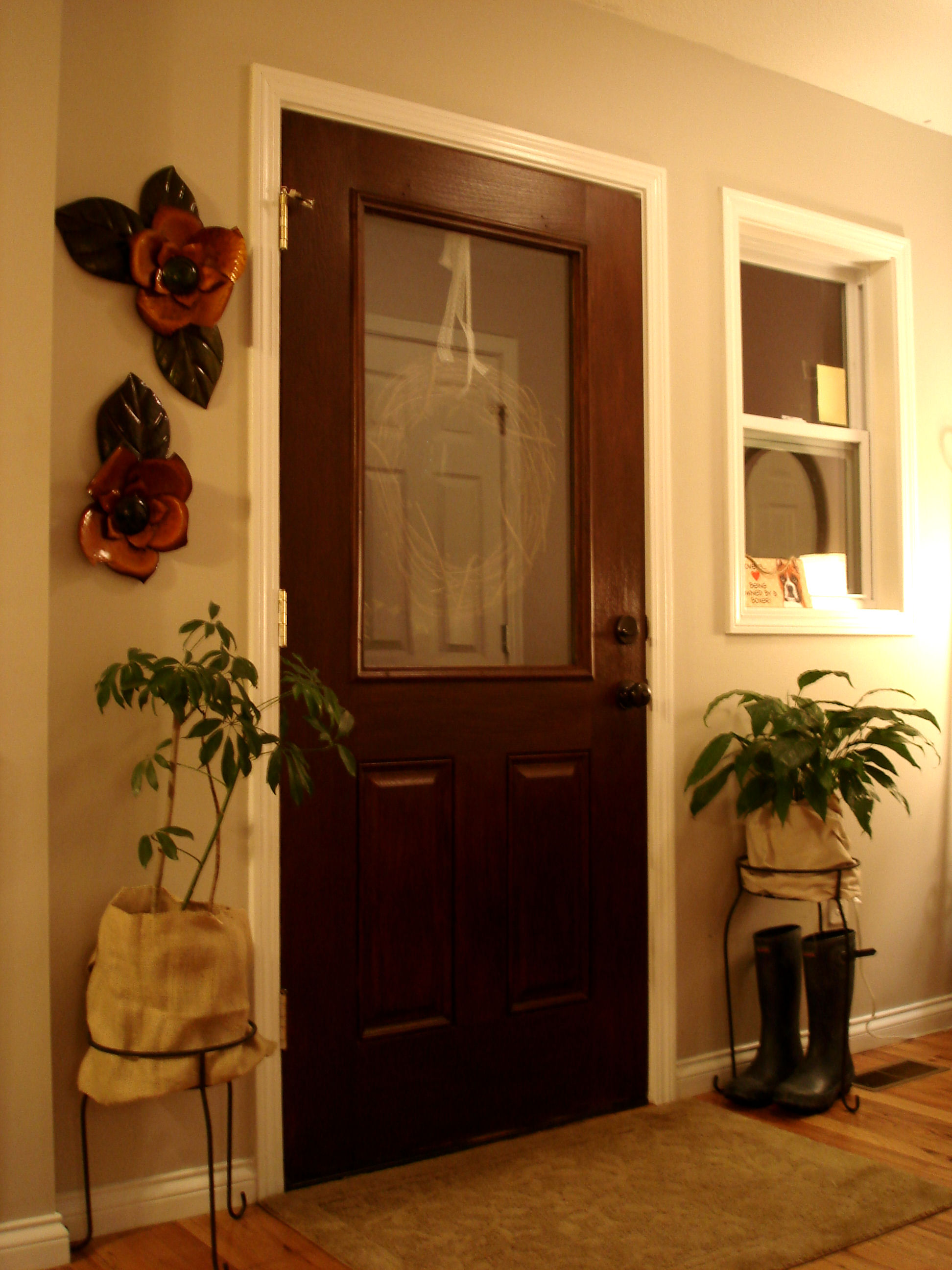 & Front Door- Big Reveal!