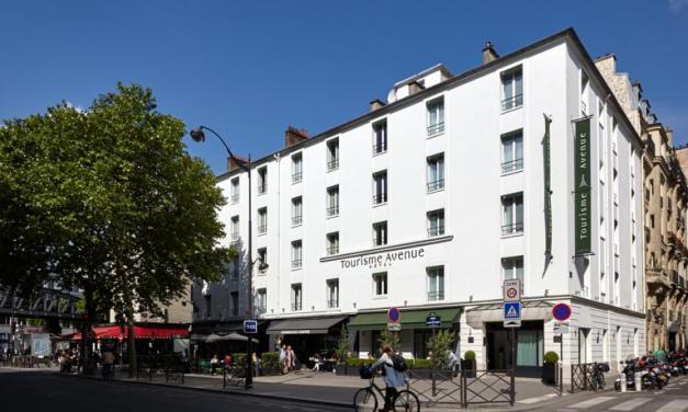Hôtel Tourisme Avenue