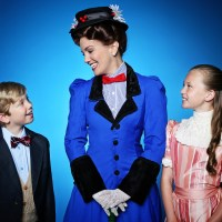 Mary Poppins Mommy/Daughter Date
