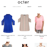 On Trend Shopping with Octer