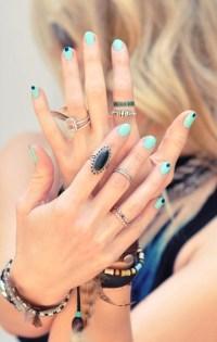 Bohemian Nail Design | Joy Studio Design Gallery - Best Design