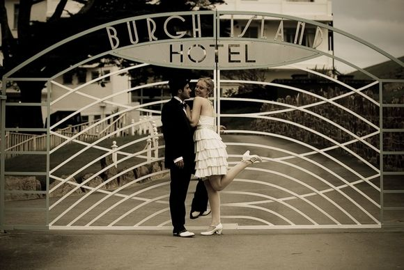 Art Deco Decadence, a Flapper Style Frock and a Wedding Fit for a Cupcake Queen!  {Part 1}