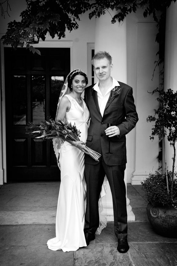 Tiffany Grant-Riley, the UK's Top Vintage Wedding Planner, Shares Her Wedding Day Style…