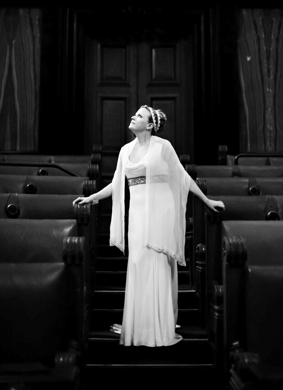 An Anoushka G Grecian Gown for a London City Bride…