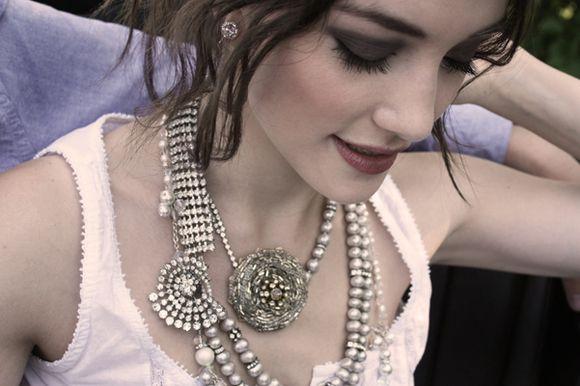 Magpie Vintage ~ Beautiful, Original, Period Piece Wedding Jewellery….
