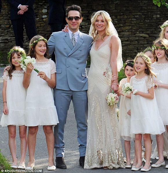 Kate Moss's Wedding Veil ~ The Juliet Cap & Lace Cap Style…