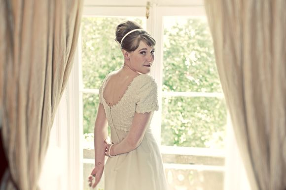 A 1960's Chic Style Wedding on the Isle of Wight…