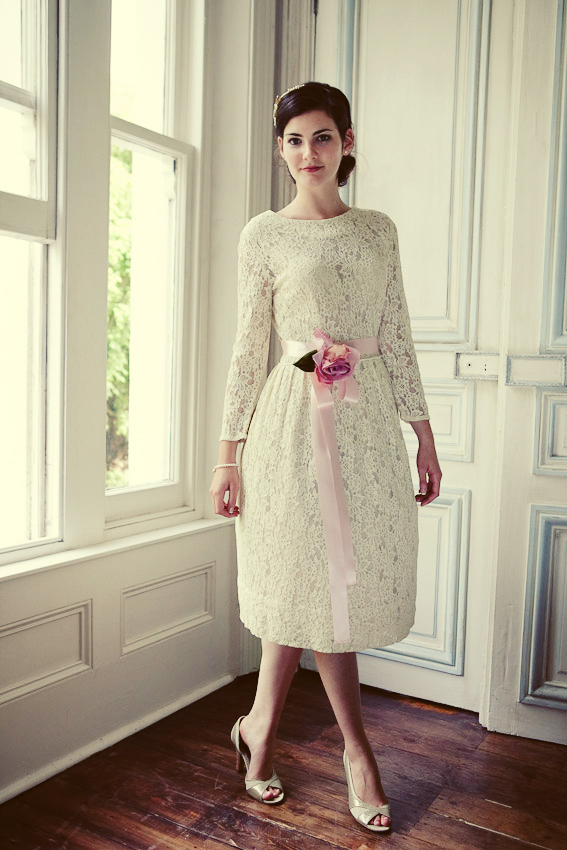 Vintage Lace Wedding Dresses…