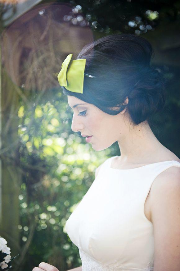'Good-day Sunshine!' ~ Yellow & Lime Green Wedding Day Love…