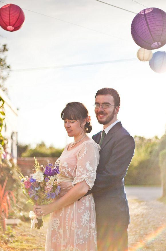 An Original Edwardian Wedding Dress for a Vintage Summer Garden Party Wedding…