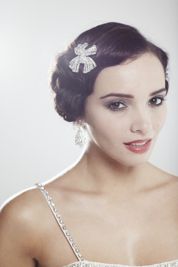Queens & Bowl ~ New 1920s/Art Deco and Bohemian Inspired Bridal Headpieces and Hair Accessories…