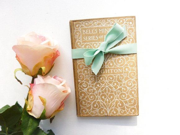 DIY For The Weekend ~ How To Create A Vintage Book Wedding Ring Box…