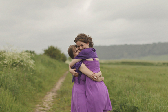 All You Need Is Love ~ A Pretty, Purple, Civil Partnership…