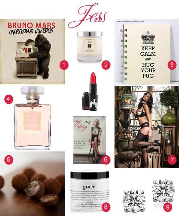 Your Wedding Gift List : ... Your Christmas Gift List? Part 2? Love My Dress? UK Wedding Blog