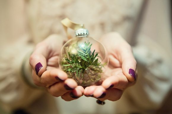 How To Make Your Own DIY Christmas Baubles