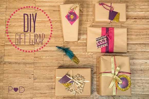 How To Beautifully and Stylishly Wrap Your Christmas Gifts…