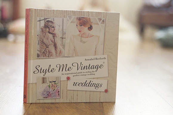Style Me Vintage: Weddings ~ My First Book Advances Have Arrived!