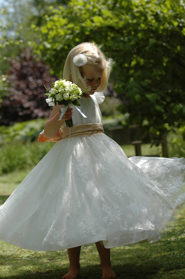 Nicki Macfarlane ~ Classic Designs for your Bridesmaids, Flowergirls and Pageboys