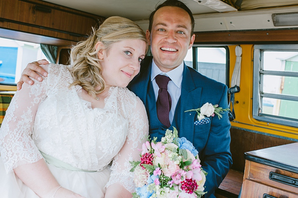 A Fabulous And Sunny Great British Seaside Wedding
