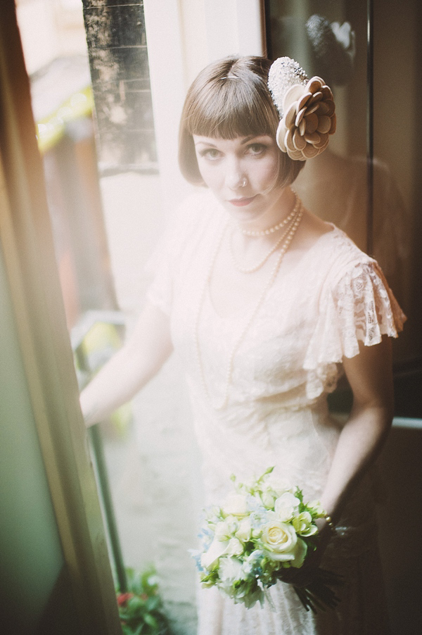 The Modern Day 1920s Inspired Bride