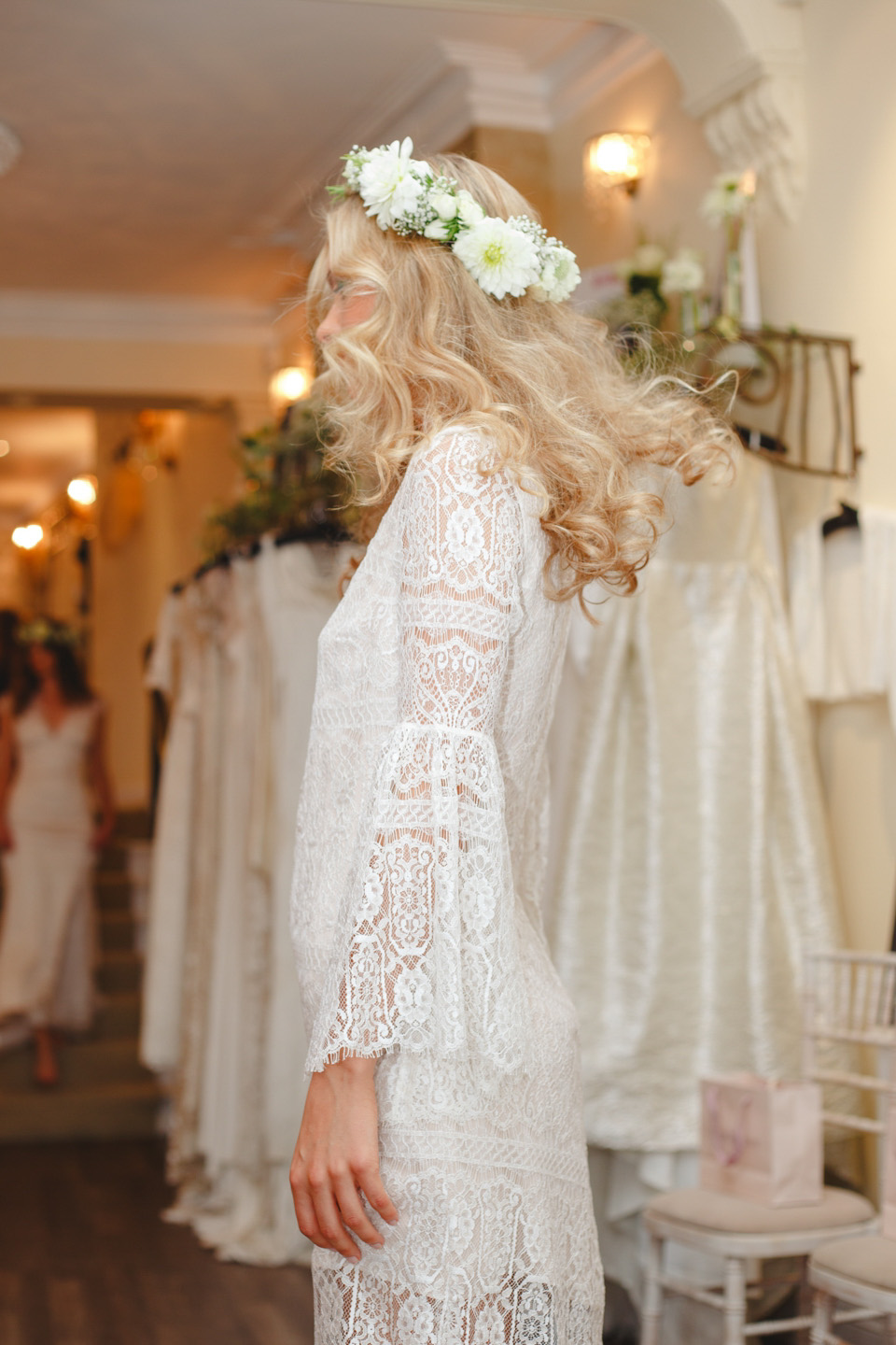 Claire Pettibone's 'Romantique' Collection of Bridal Gowns