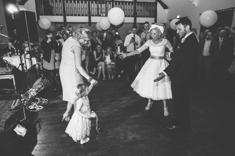 A Candy Anthony 50's Style Frock and Traditional Celtic Blessings (Films Weddings )
