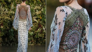 Gothic Angel by Claire Pettibone: The New 2015 Collection For Brides