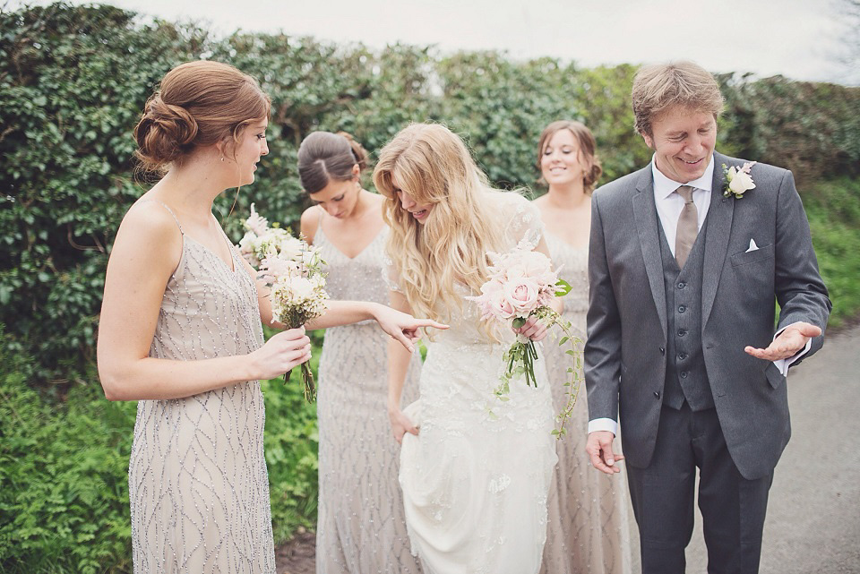 Azalea By Jenny Packham A Touch Of Glamour For A Spring