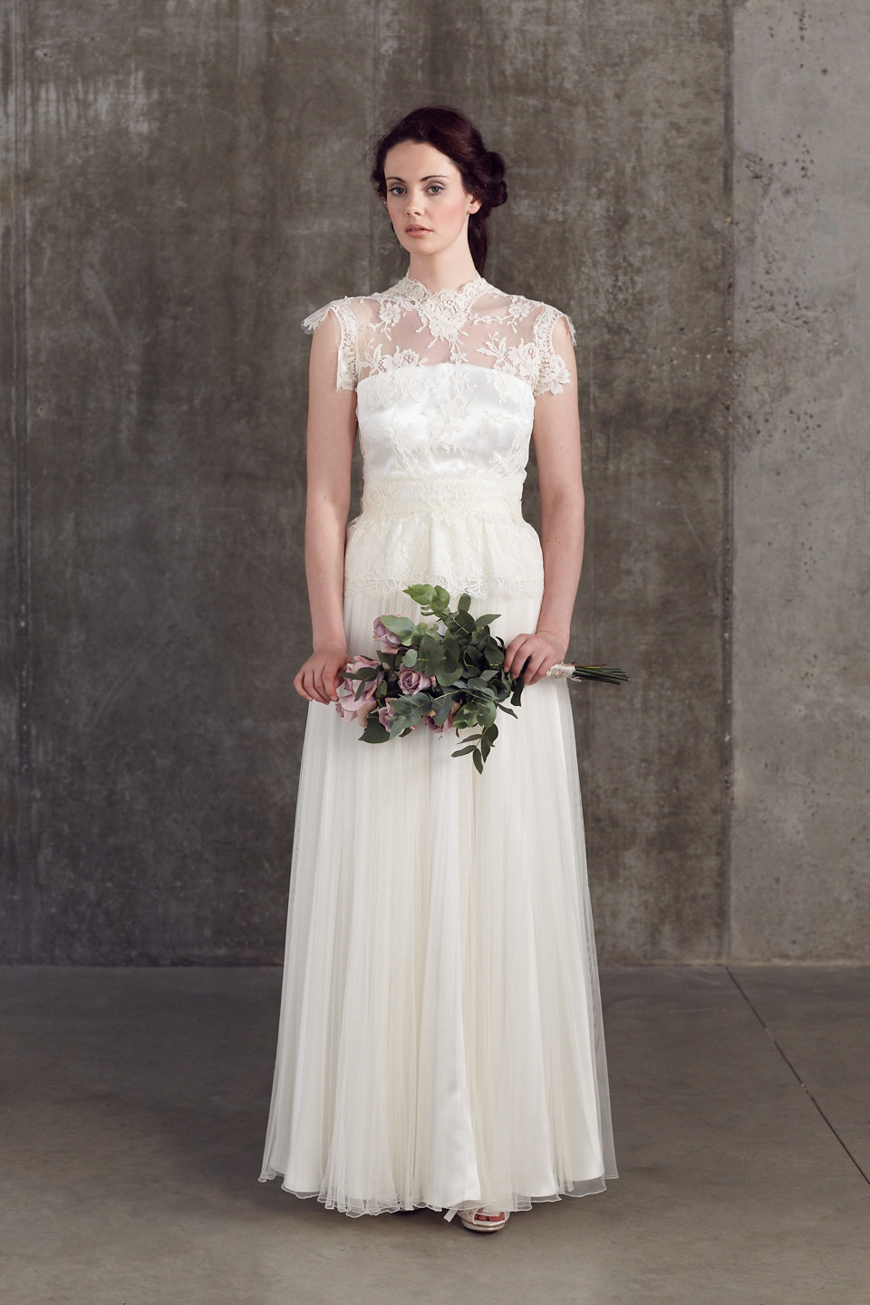 bridal separates sally lacock 2 piece wedding dresses 2 piece wedding dresses Bridal Separates by Sally Lacock An Exquisite and Elegant Collection of 2 Piece Wedding