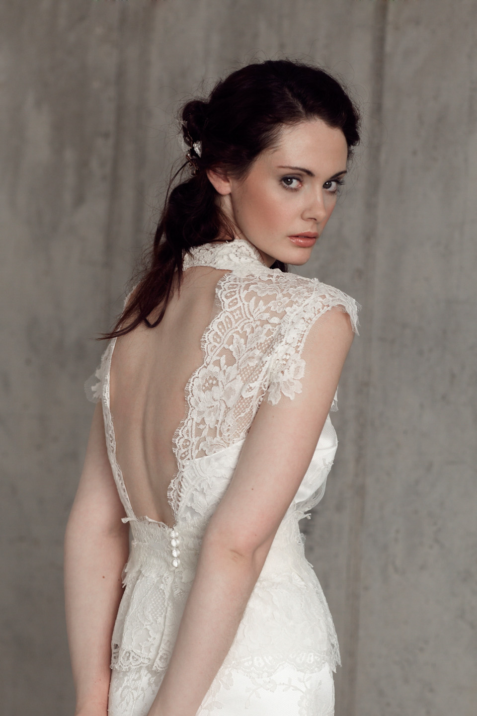 Bridal Separates by Sally Lacock: An Exquisite and Elegant Collection of 2-Piece Wedding Dresses