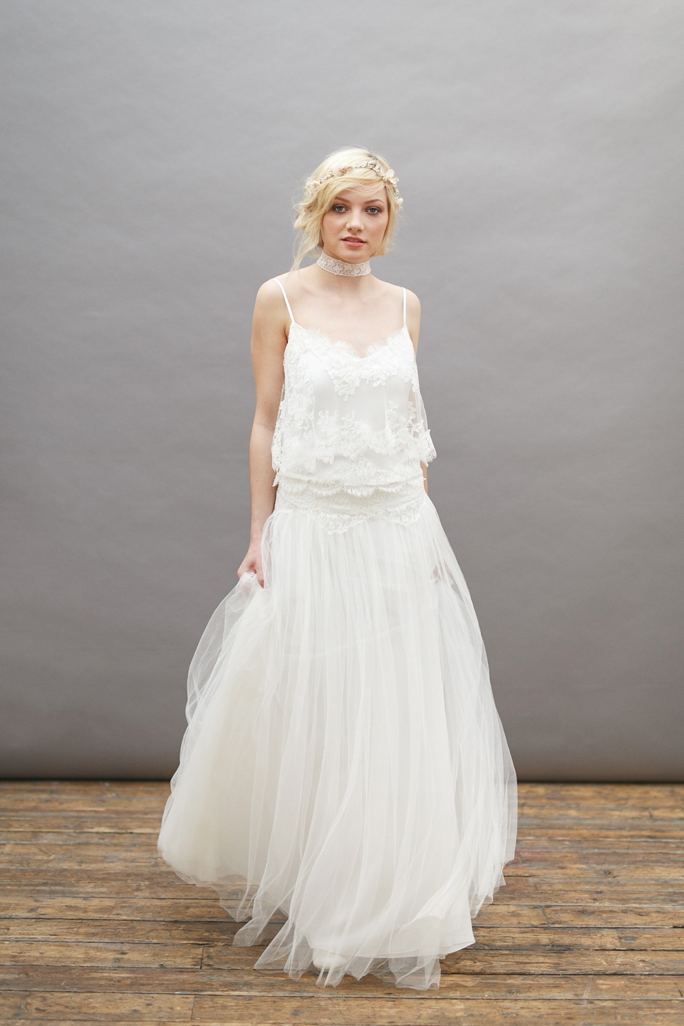 Dana bolton beautiful bohemian and elegantly ethereal for Ethereal wedding dress