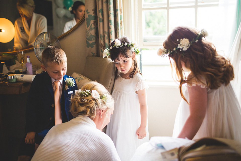 Tara and george wedding