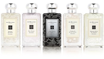 A Scented Wedding With Jo Malone London & A First Look At The New 'Lace Bottle' Collection